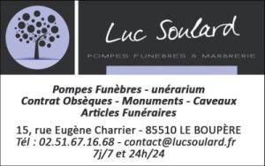 Luc Soulard pompes Funèbres