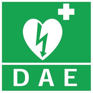 défibrillateur logo