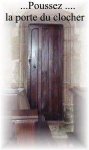 eglise porte du clocher