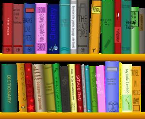 illustration bibliotheque