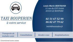 Taxi Boupérien