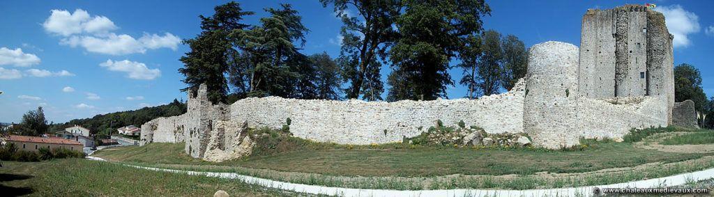 pouzauges-chateau