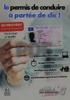 Flyer Permis de conduire Usagers Vendee